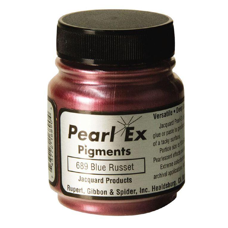 Jacquard Pearl Ex 14g Blue Russet, , hi-res
