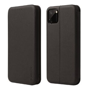 INTOUCH Huawei Y5p Milano Wallet Case Black