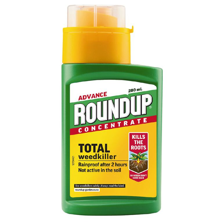 Roundup Concentrate 280ml, , hi-res