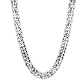 Stainless Steel Chunky Necklace