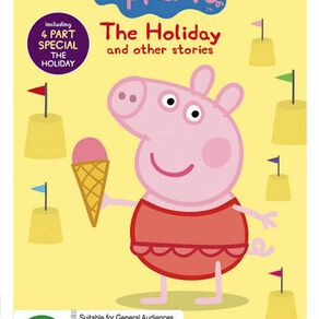 Peppa Pig The Holiday DVD 1Disc