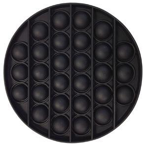 Fidget Pop-It Circle Black