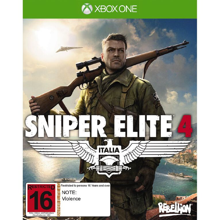XboxOne Sniper Elite 4, , hi-res
