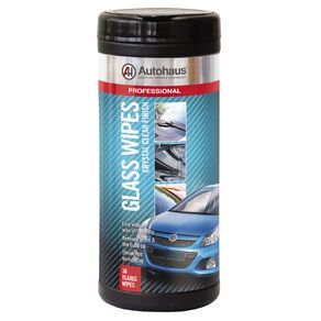 Autohaus Glass Cleaning Wet Wipes 30 Pack