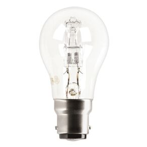 General Electric Bulb Halogen GLS BC Clear 42W