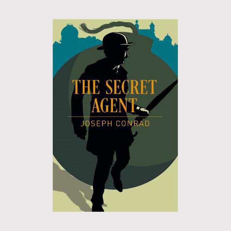 ARC Classics: The Secret Agent by Joseph Conrad, , hi-res