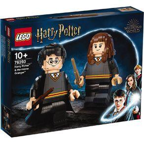 LEGO Harry Potter & Hermione Granger 76393