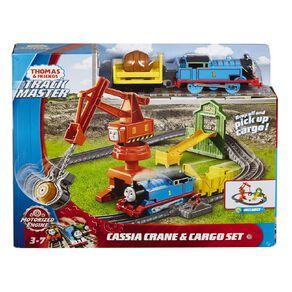 Fisher-Price Thomas & Friends Cassia Crane & Cargo Trackset