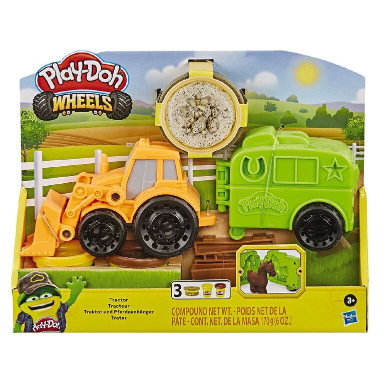 Play-Doh Tractor, , hi-res