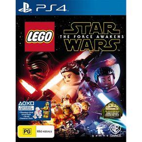PS4 LEGO Star Wars Force Awakens