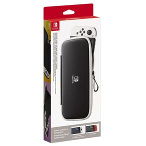 Nintendo Switch Carrying Case & Screen Protector (OLED Model)