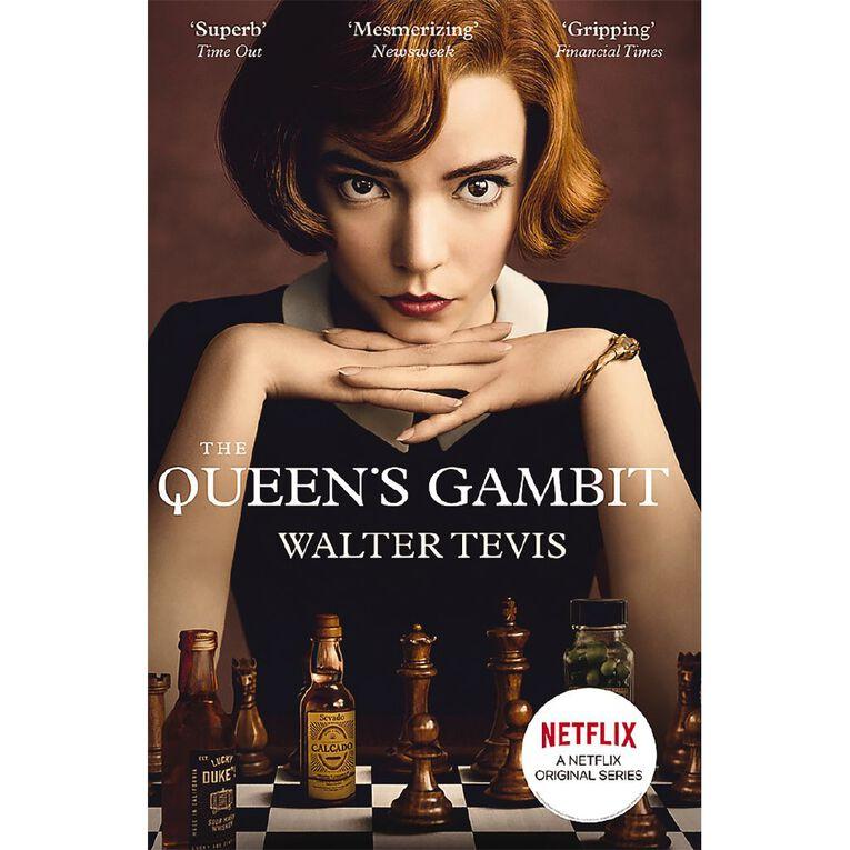 The Queen's Gambit by Walter Tevis, , hi-res