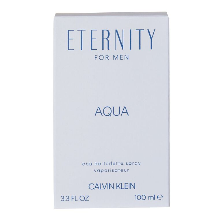 Calvin Klein Eternity Aqua EDT 100ml, , hi-res