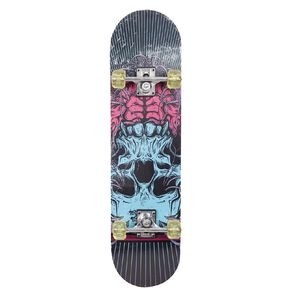 Milazo Skull Skateboard 31 inch