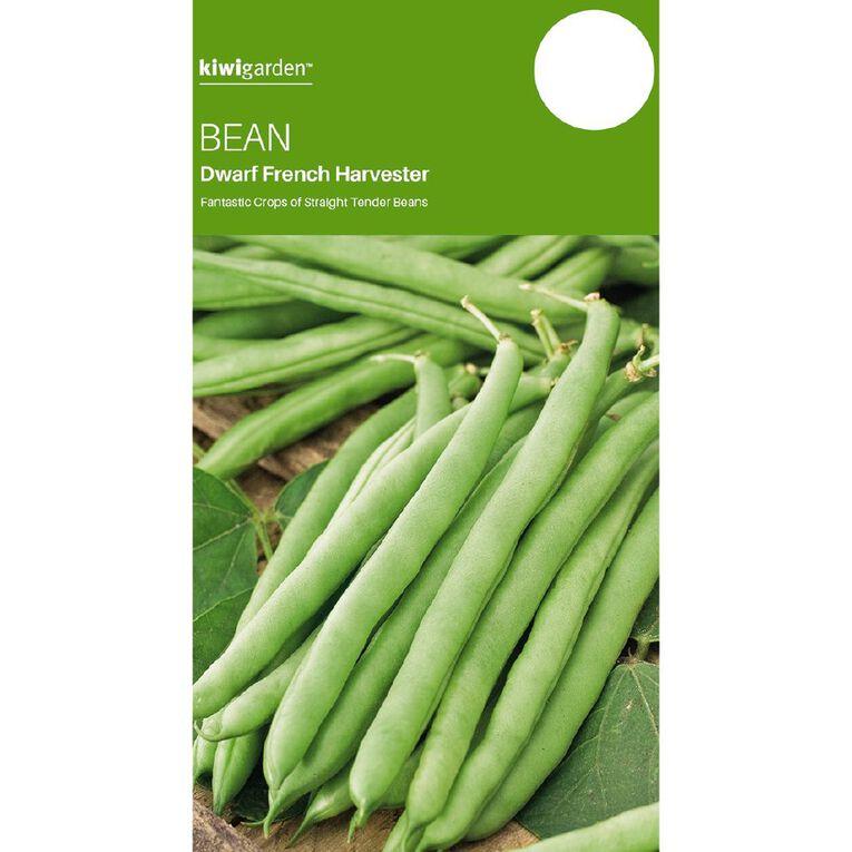 Kiwi Garden Bean Harvester Dwarf French, , hi-res