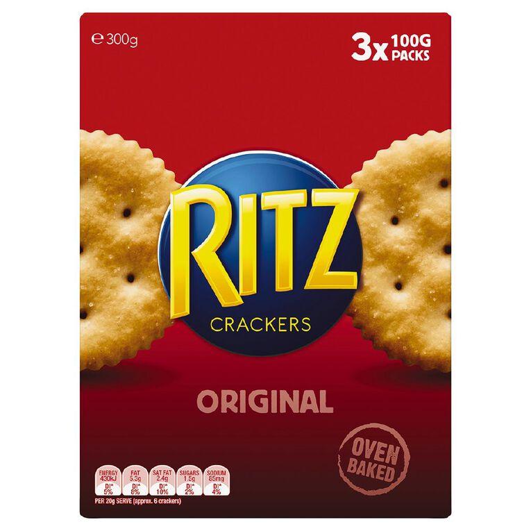 Ritz Cracker 300g, , hi-res