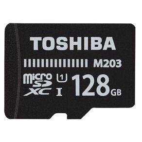 Toshiba 128GB Micro SD Card With Adapter