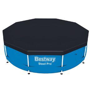 Bestway Steel Pro Pool Cover 10ft