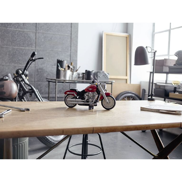 LEGO Creator Expert Harley-DavidsonR Fat BoyR 10269, , hi-res