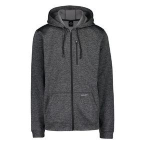 Active Intent Men's Zip Pocket Marle Sweatshirt