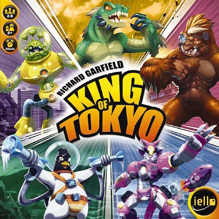 King of Tokyo 2nd Edition, , hi-res