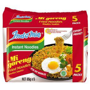 Indomie Mi Goreng Fried Noodle 5 Pack