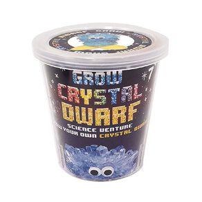 Grow Crystal Dwarf