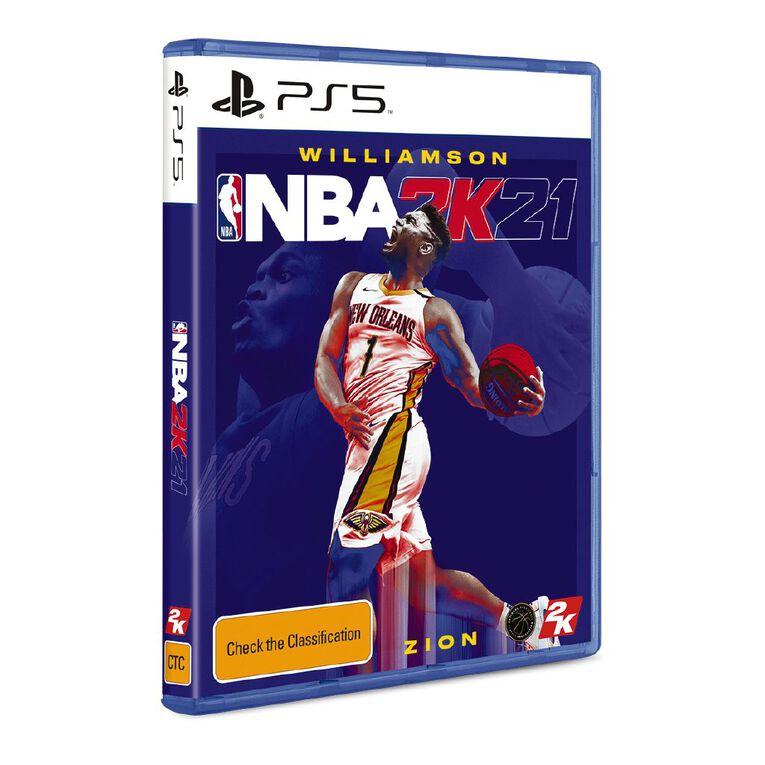 PS5 NBA 2K21, , hi-res