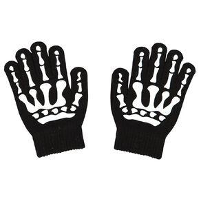 Young Original Kids' Skeleton Gloves