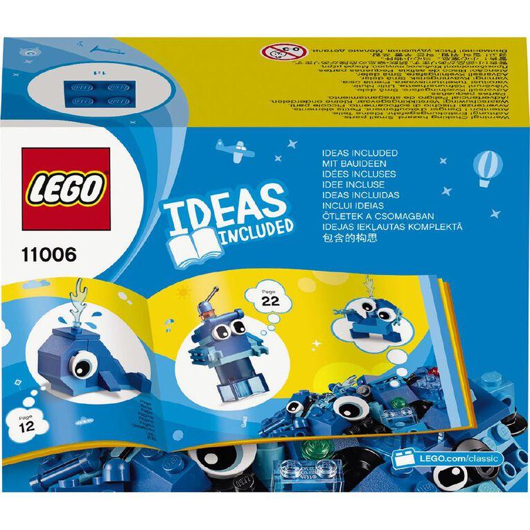 LEGO Classic Creative Blue Bricks 11006, , hi-res
