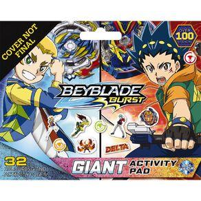 Beyblade Burst: Giant Activity Pad
