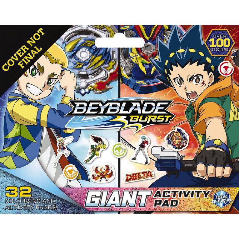 Beyblade Burst: Giant Activity Pad, , hi-res