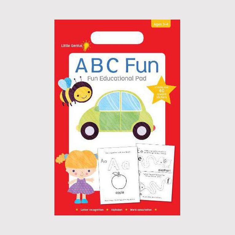 Little Genius Small Pad ABC Fun, , hi-res