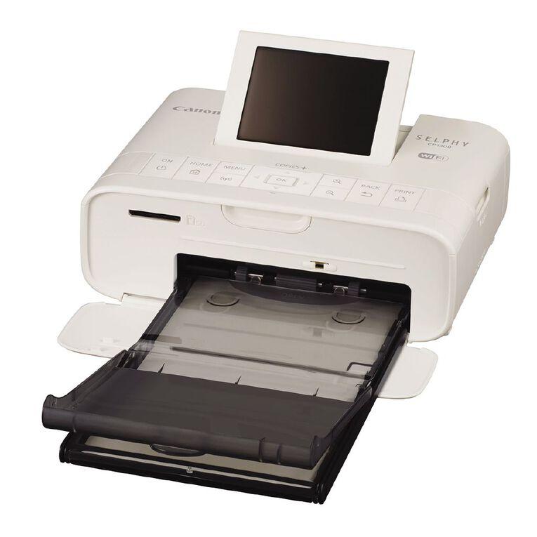 Canon Selphy CP1300 Photo Printer White, , hi-res