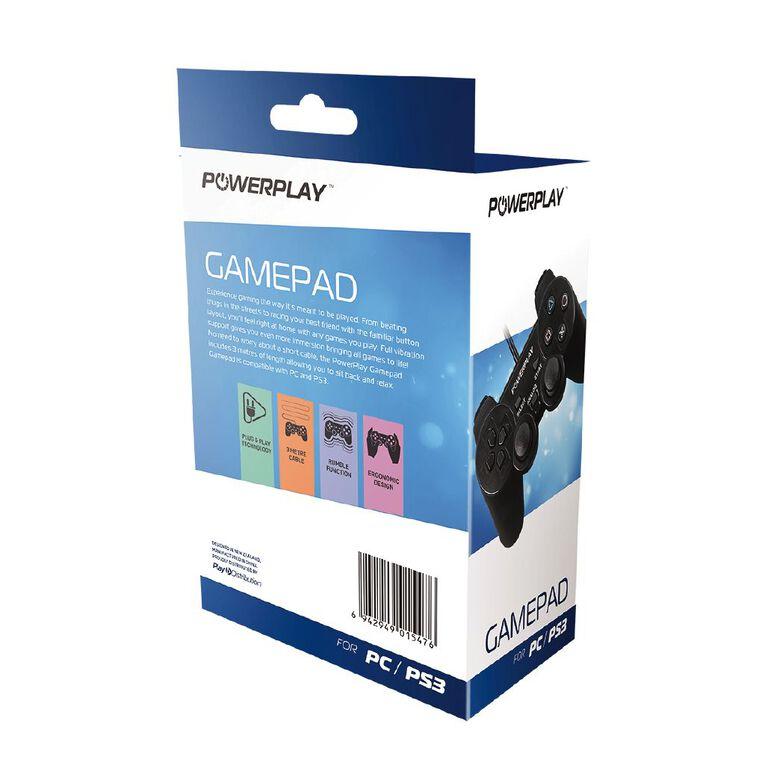PowerPlay PS3 & PC GAMEPAD, , hi-res