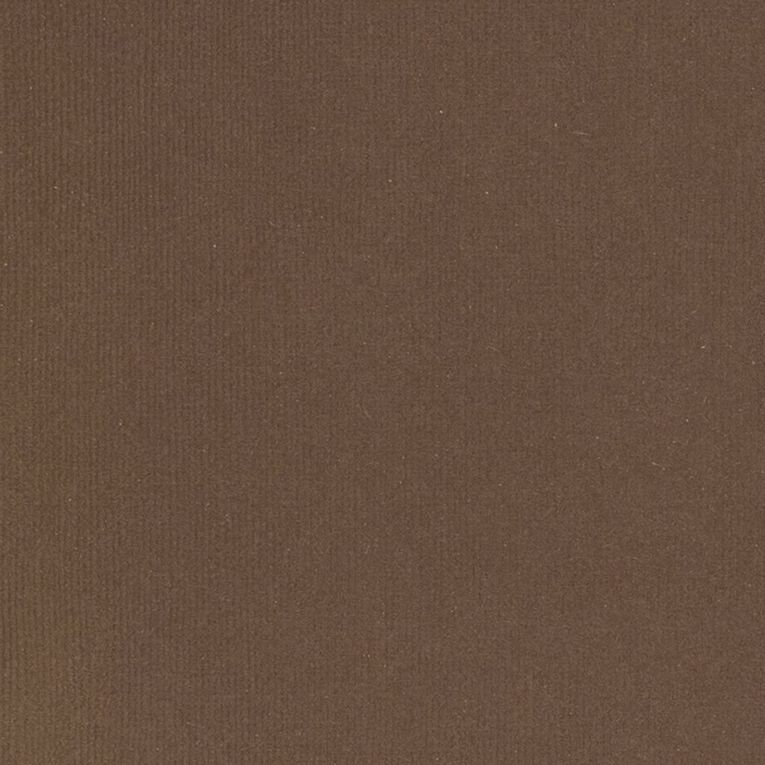 American Crafts Cardstock Textured Chestnut Brown 12in x 12in, , hi-res