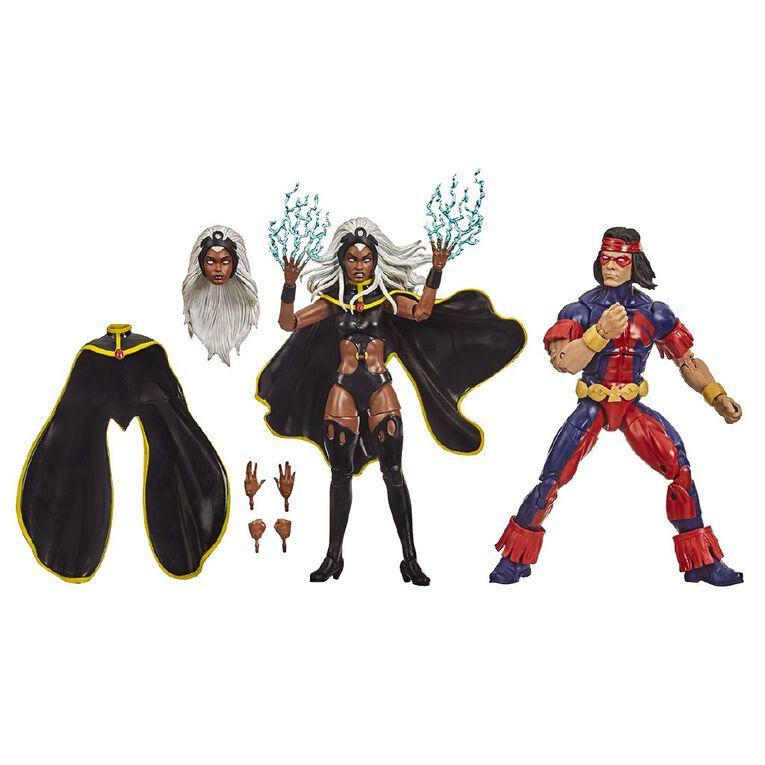Marvel Legends X-Men Storm and Thunderbird, , hi-res