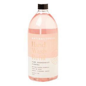 Hand Wash Refill Pink Grapefruit 900ml