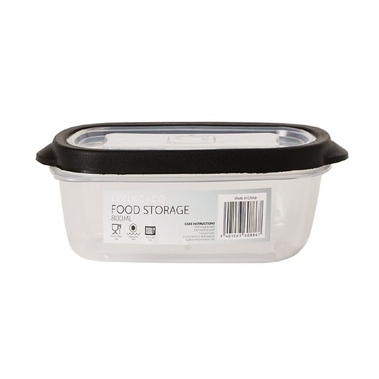 Living & Co Food Storage Container 800ml, , hi-res