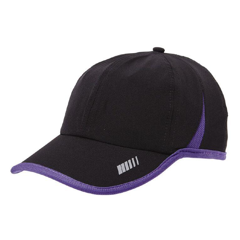 Active Intent Contrast Cap, Purple/Black, hi-res