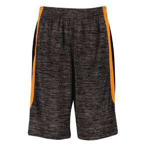 Active Intent Boy's Space Dyed Detail Shorts