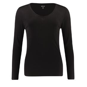 H&H Women's Polyester Viscose Long Sleeve Thermal