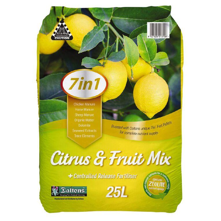 Daltons 7-in-1 Citrus & Fruit Mix Tree 25L, , hi-res