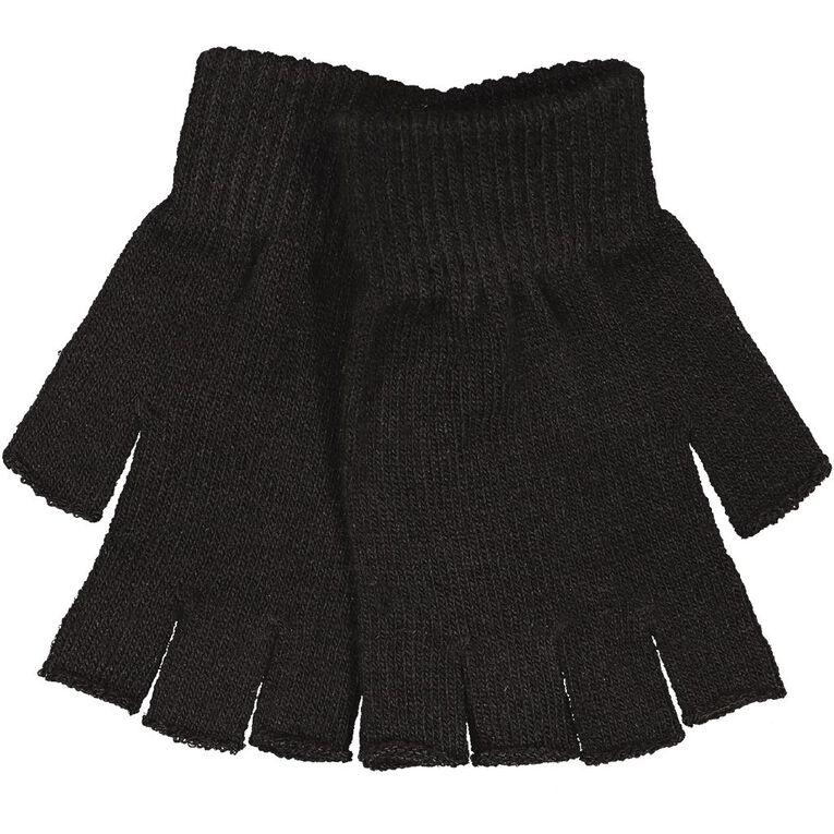 H&H Essentials Kids' Entry Gloves HF, Black, hi-res