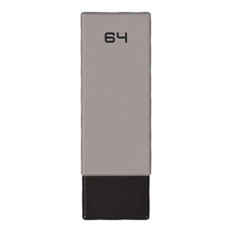 EMTEC C350 Brick 64GB USB 3.1 Flash Drive, , hi-res