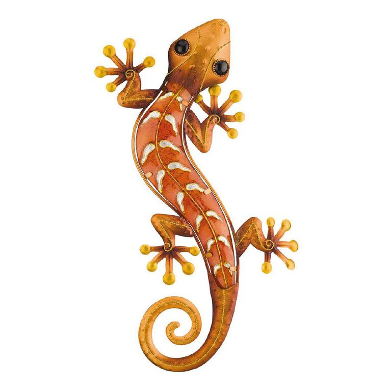 Kiwi Garden Lizard Wall Art Assorted, , hi-res