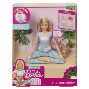 Barbie Meditation Breathe with Me Doll Exclusive Assorted