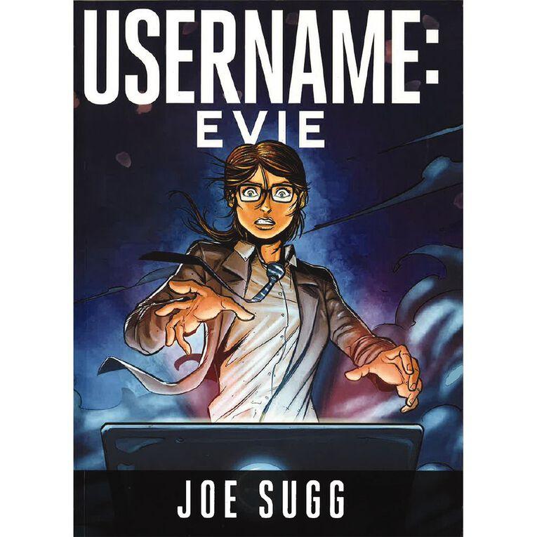 Username #1 Evie by Joe Sugg, , hi-res