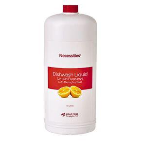Necessities Brand Dishwash Liquid 1.8L