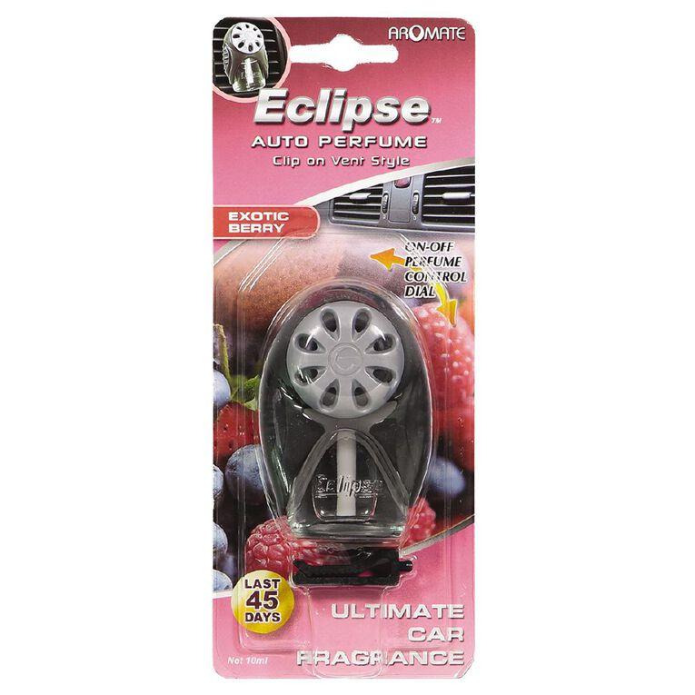 Aromate Auto Air Freshener Eclipse Exotic Berry, , hi-res
